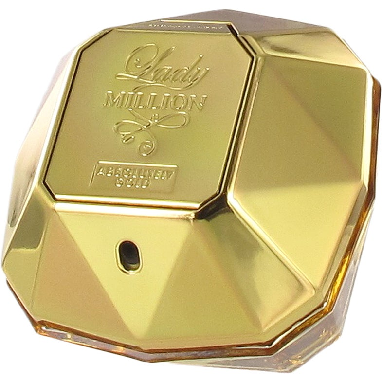 Lady Million Absolutely Gold EdP