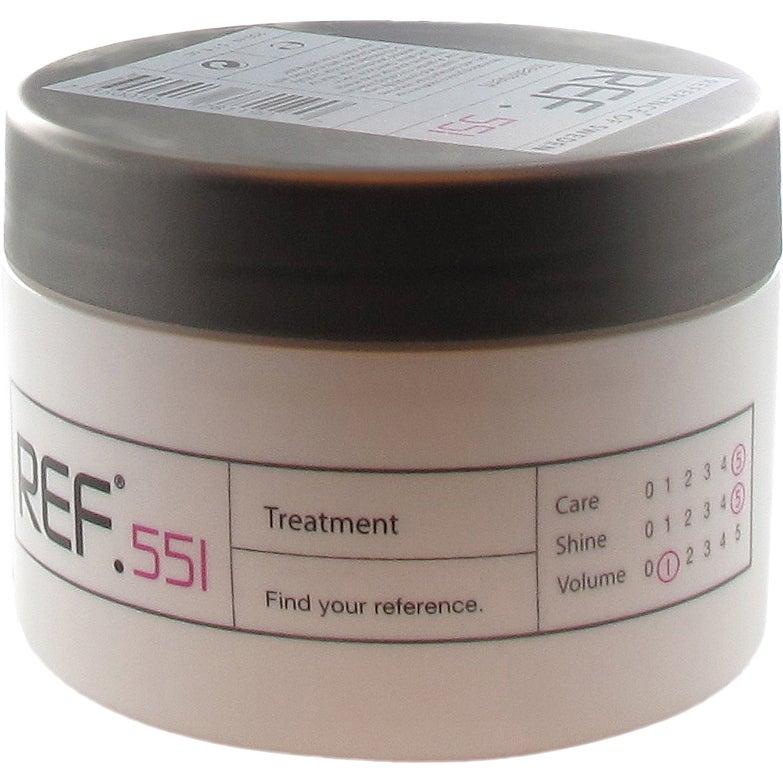 Ref 551 treatment