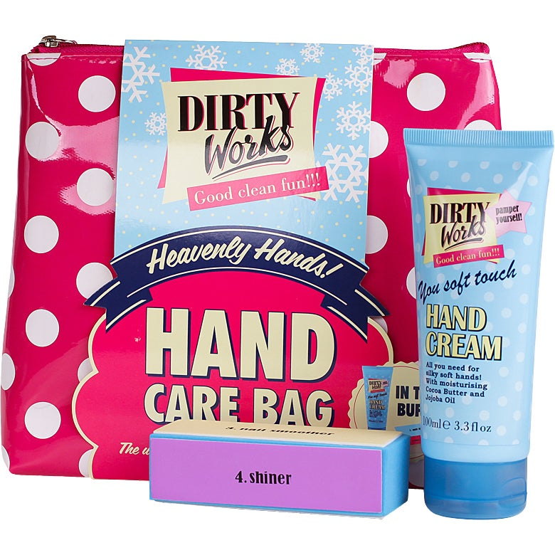 Dirty Works Heavenly Hands Hand Care Bag