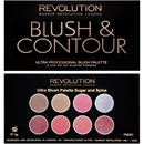 Makeup Revolution Ultra Blush And Contour Palette