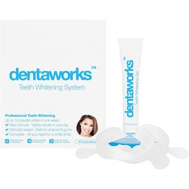 Dentaworks Teeth Whitening System