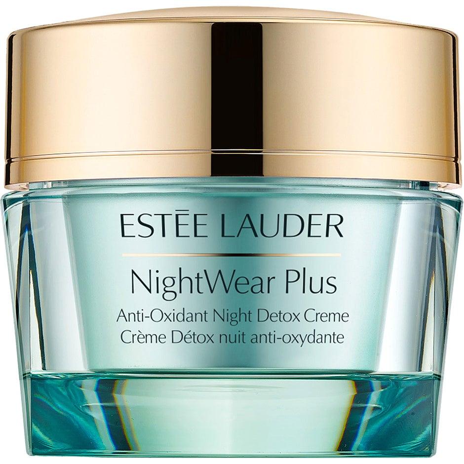 Estée Lauder NightWear Plus Anti-Oxidant Night Detox Creme, 50 ml Estée Lauder Nattkräm