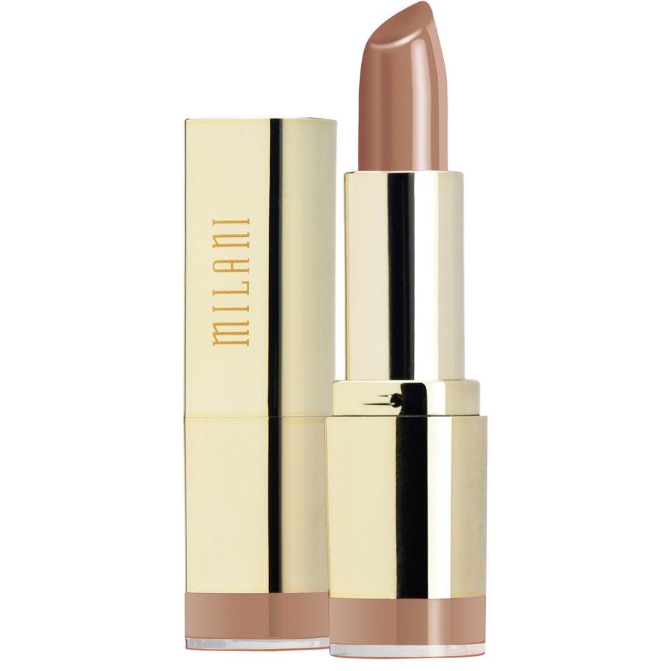 Köp Color Statement Lipstick, MLSN-29 Teddy Bare 4 g Milani Läppstift fraktfritt