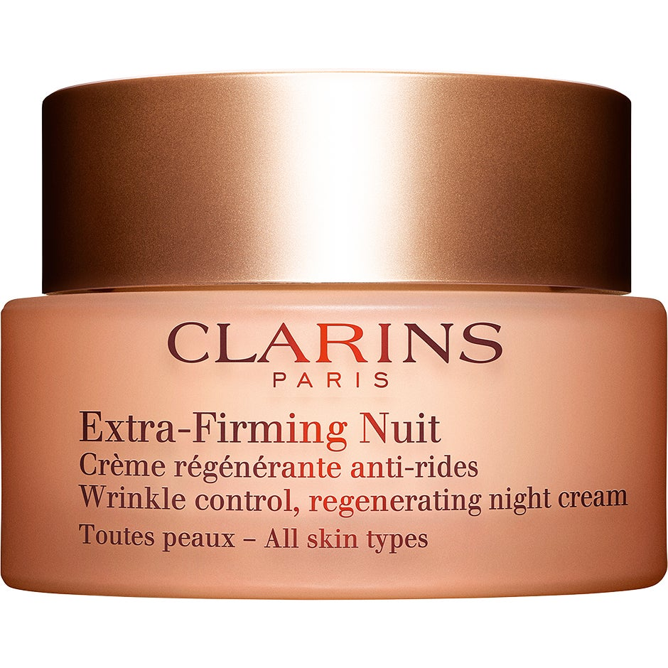 Clarins Extra-Firming Nuit for All Skin Types, 50 ml Clarins Nattkräm