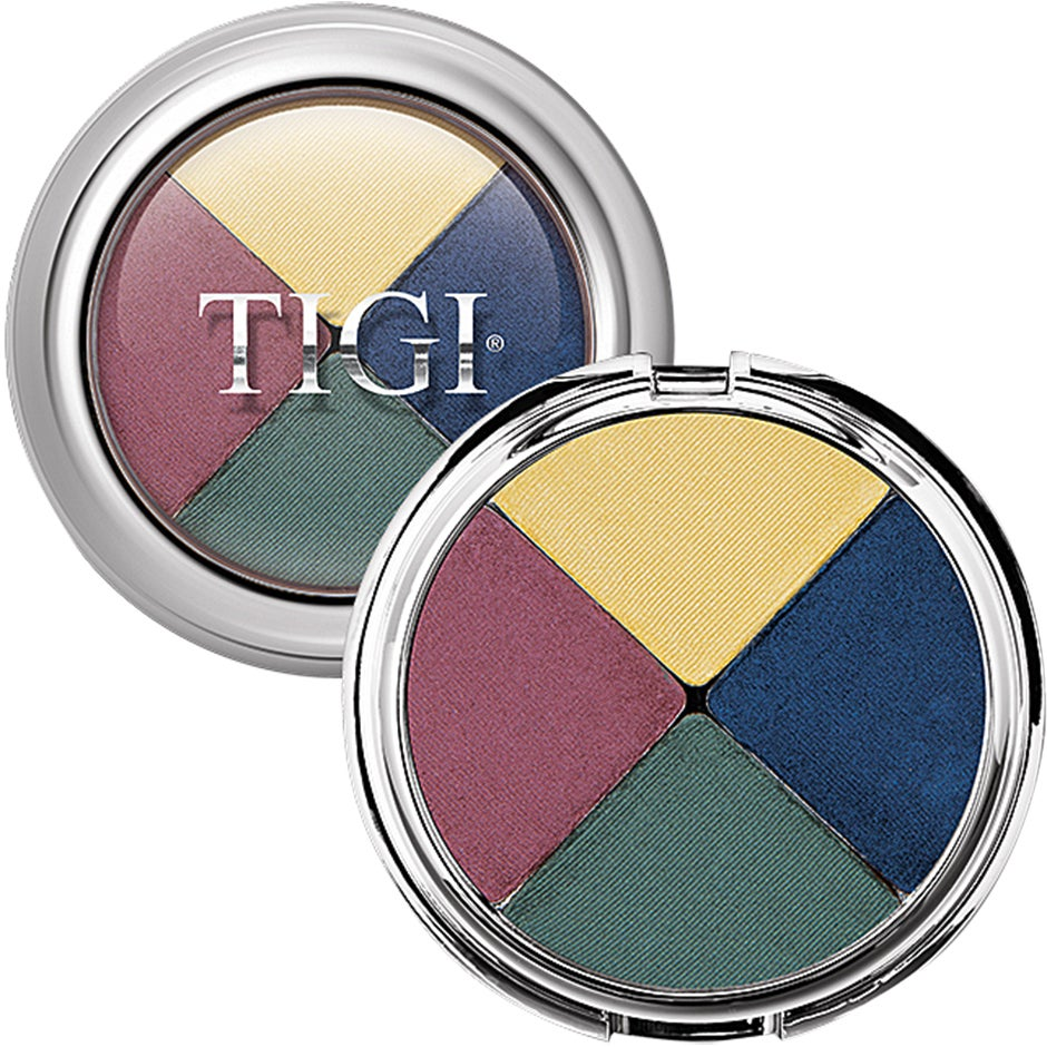 High Density Quad Eyeshadow, TIGI Cosmetics Ögonskugga
