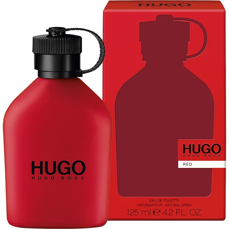 Hugo Red EdT