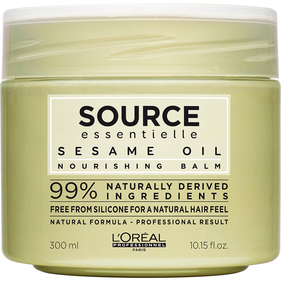L'Oréal Professionnel Source Essentielle Nourishing Balm, Nourishing Balm 300 ml L'Oréal Professionnel Hårinpackning