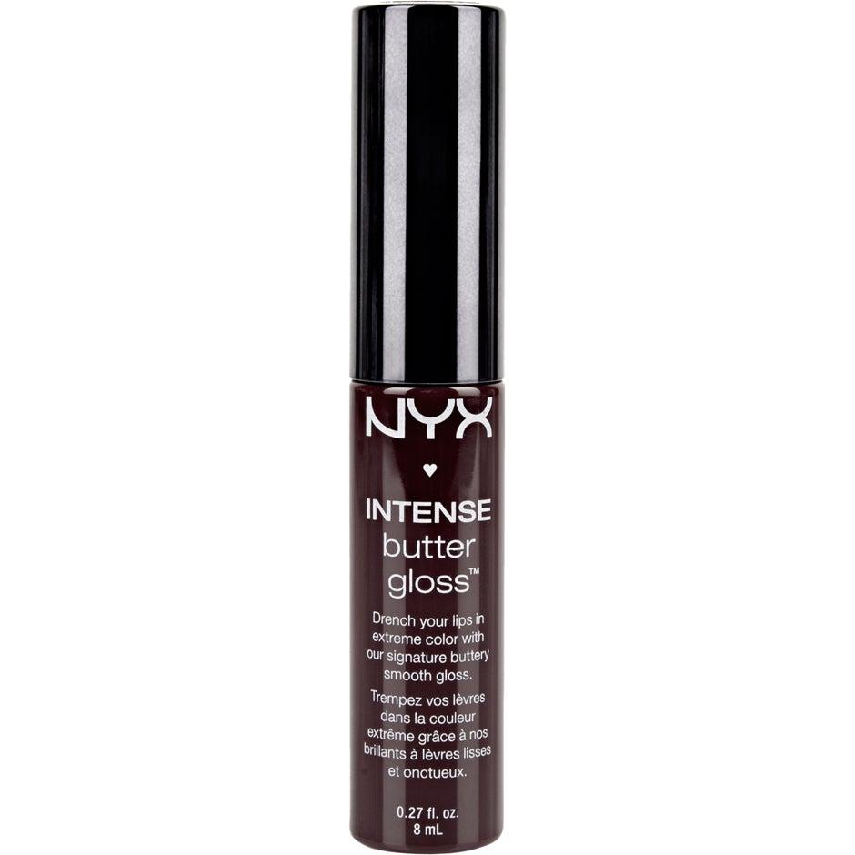 Intense Butter Gloss, 8ml NYX Professional Makeup Läppglans