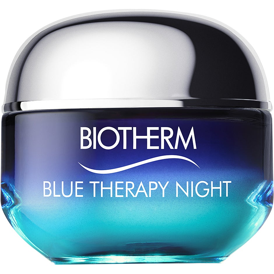 Biotherm Blue Therapy Night Cream, 50 ml Biotherm Nattkräm