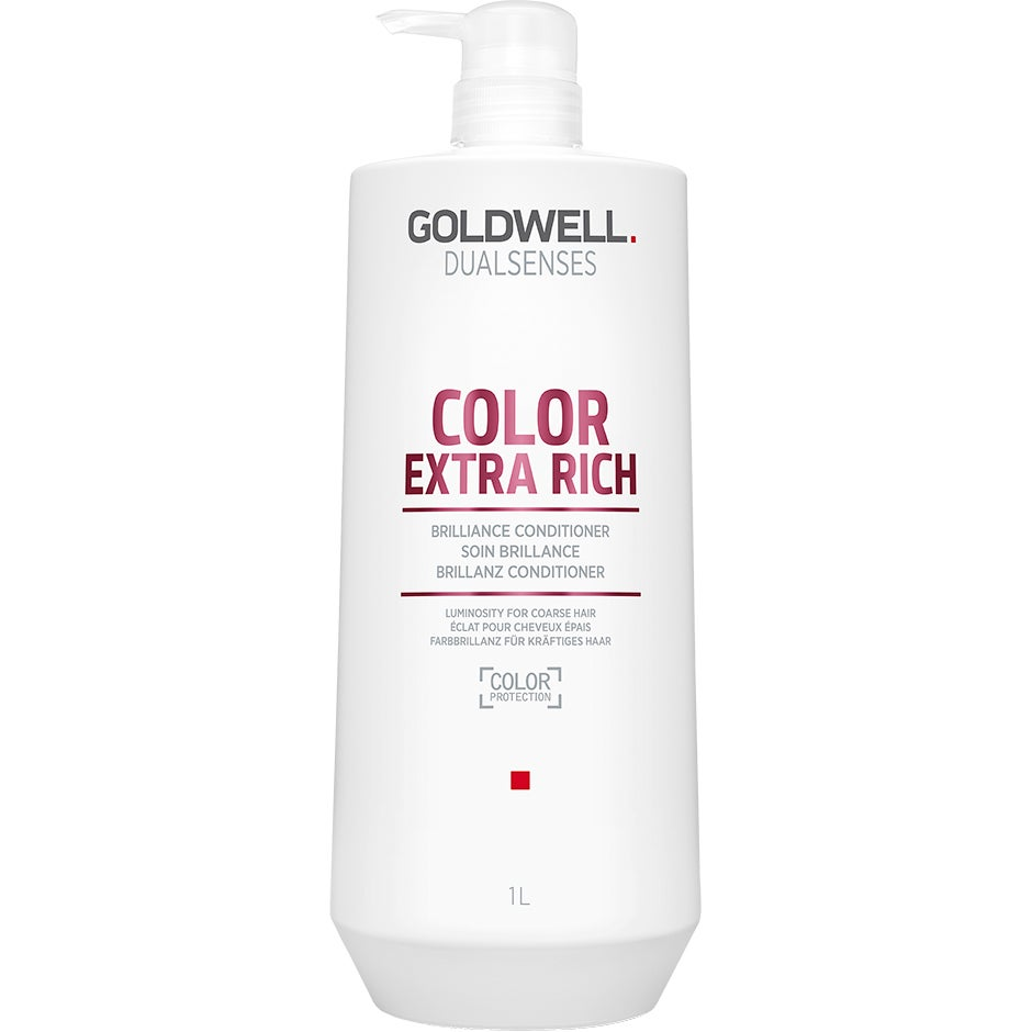 Dualsenses Color Extra Rich, 1000 ml Goldwell Conditioner - Balsam