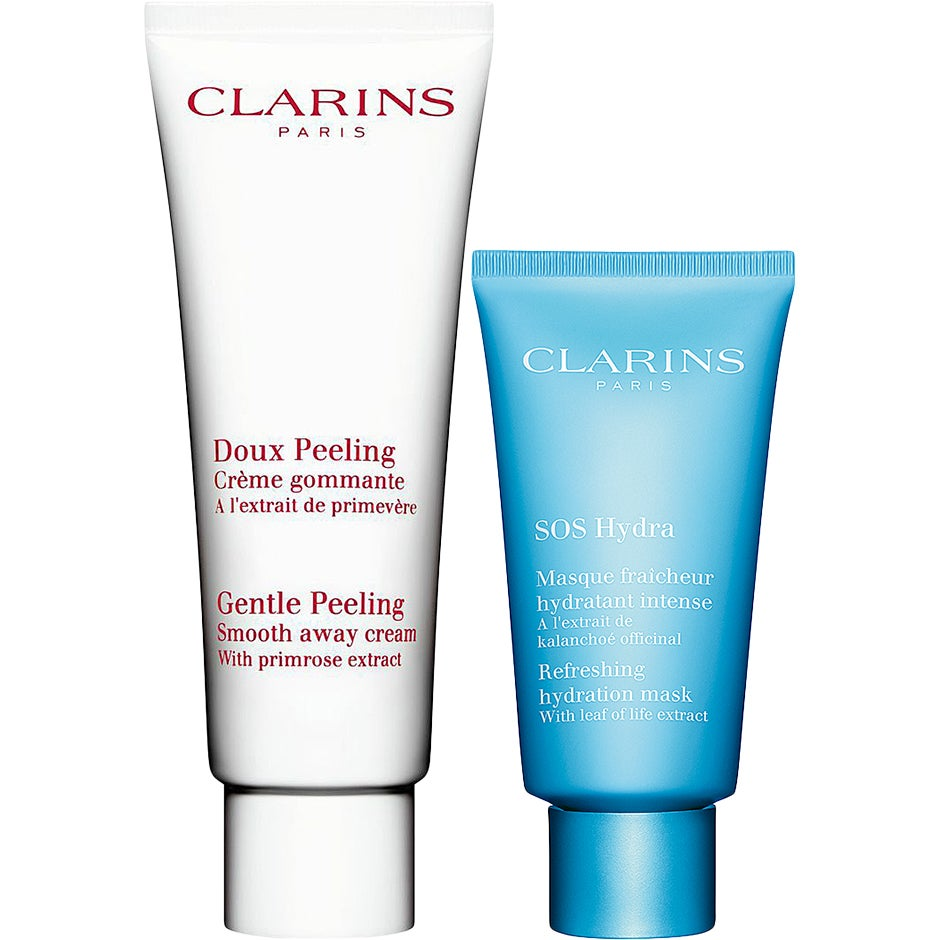 Mask & Peeling Duo,  Clarins Hudvård