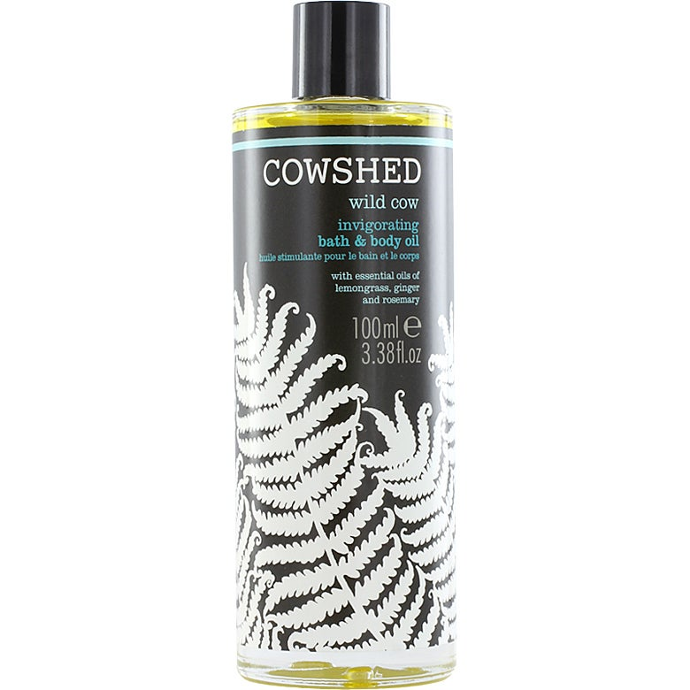 Cowshed Wild Cow