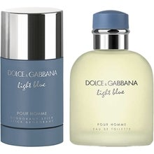 Light Blue Pour Homme Duo